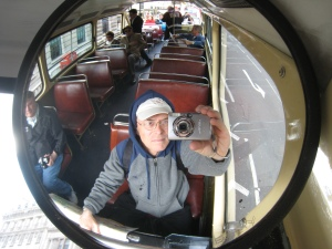 Ivan the London Tourist!