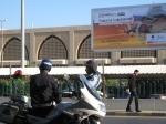 Amman Jordan\'s Queen Alia Airport  Tourist Police