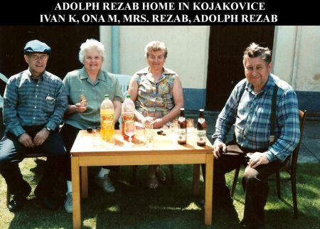 005 KOJAKOVICE ADOLPH REZAB HOME