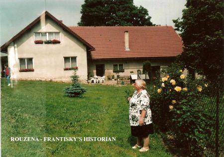 006 ROUZENA - FRANTISKY'S HISTORIAN