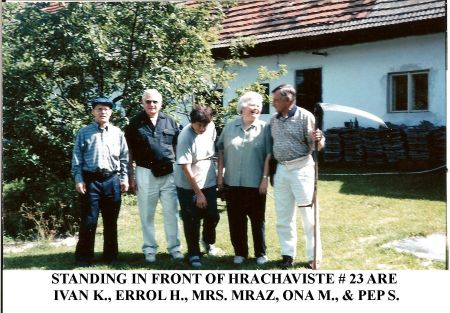 HRACHAVISTE 23 SYCTH
