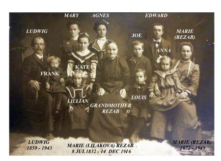 LUDWIG STEHNO FAMILY 2 NAMED
