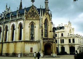 Lichtenstein Chateau