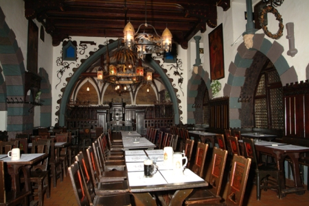 Prague ufleku tavern