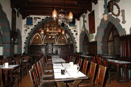 Prague ufleku tavern