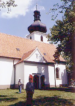 rezab-church-in-jilovice-outside