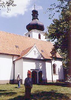 rezab-church-in-jilovice-outside