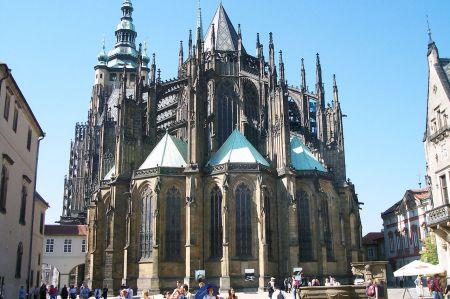 St_Vitus Prague