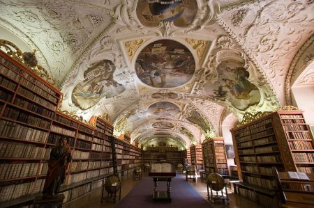 strahov_klaster_Library