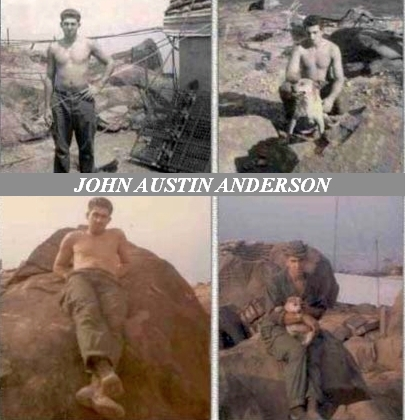 John Anderson 4 Photos W NAME