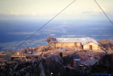 Mess Hall September 1968 Nui Ba Dinh Black Virgin Mt