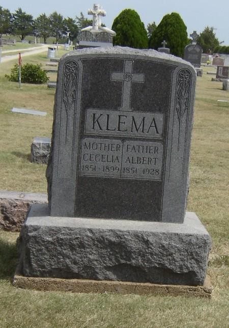 Klema Grave Albert